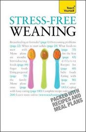 Stress-Free Weaning: Teach Yourself by Judy More image