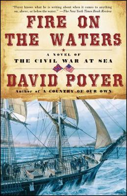 Fire on the Waters by David Poyer image