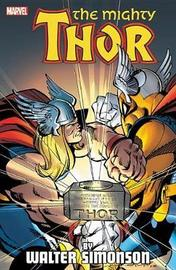 Thor By Walt Simonson Vol. 1 by Walter Simonson