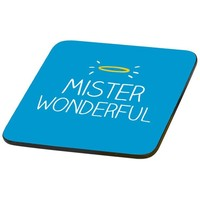 Happy Jackson Mister Wonderful Coaster