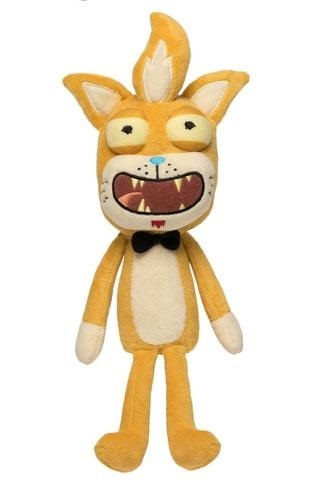 Rick and Morty - Squanchy SuperCute Plush image