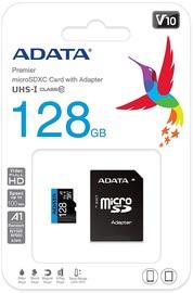128GB Adata Premier A1 Class Smartphone MicroSD image