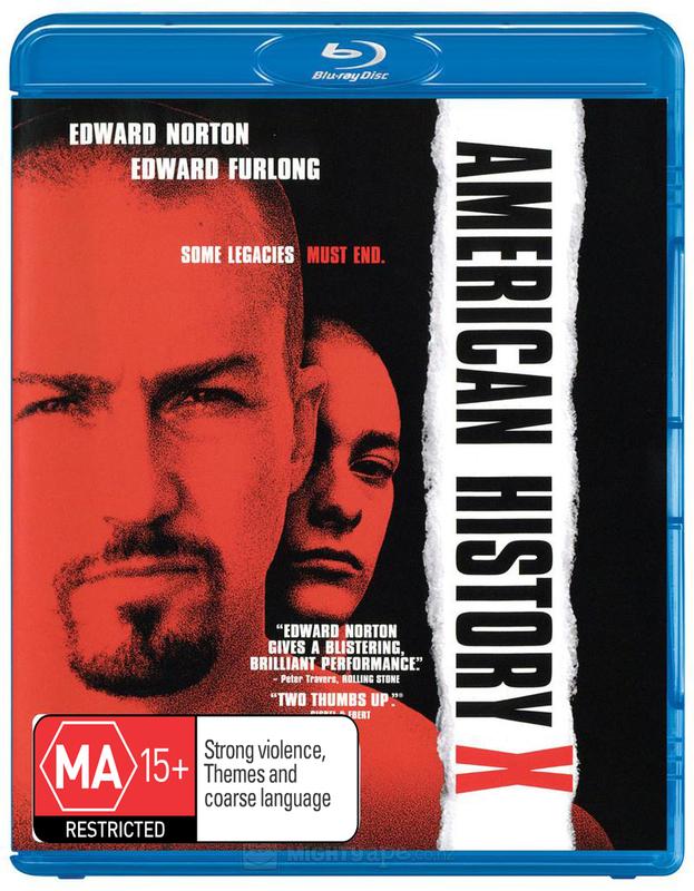 American History on Blu-ray