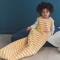 Woolbabe: Duvet Front Zip Woolbabe - Kowhai (2-4 Years) image