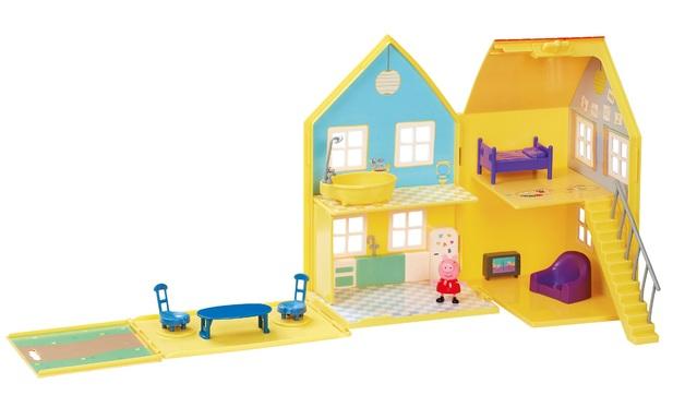 Peppa Pig: Deluxe Playhouse - Playset