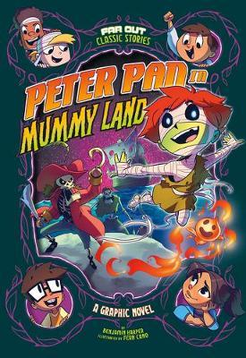Peter Pan in Mummy Land by Benjamin Harper