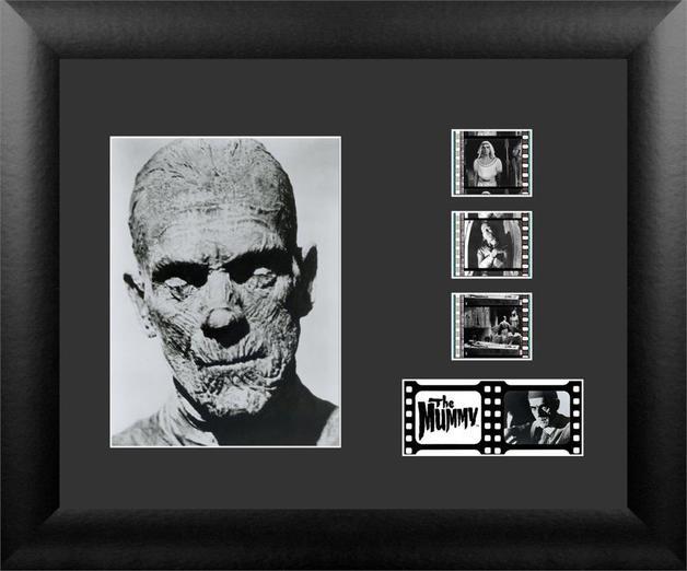 FilmCells: Double-Cell Frame - The Mummy (Boris Karloff)