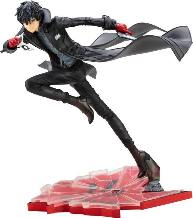 Persona 5: Hero (Phantom Thief Ver.) - ARTFX J Figure