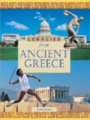 Ancient Greece by Anita Ganeri image