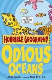 Odious Oceans by Anita Ganeri