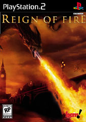 Reign Of Fire for PlayStation 2