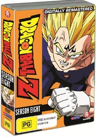 Dragon Ball Z - Season 8 on DVD