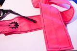 WOD Gear Wrist Wraps - Pink