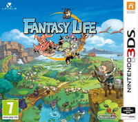 Fantasy Life for Nintendo 3DS