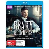 Peaky Blinders - The Complete Second Season on Blu-ray
