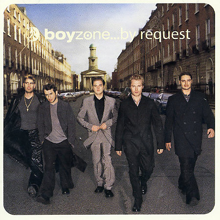 By Request - Best Of Boyzone by Boyzone image