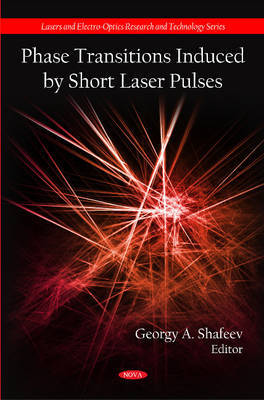 Phase Transitions Induced by Short Laser Pulses image