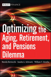 Optimizing the Aging, Retirement, and Pensions Dilemma by Marida Bertocchi image