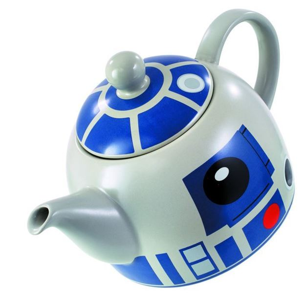 Star Wars: R2-D2 Teapot