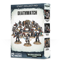 Warhammer 40,000 Start Collecting! Deathwatch