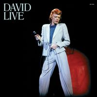 David Live (2005 Mix) (3LP) by David Bowie