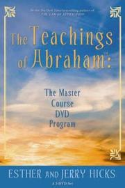 The Teachings of Abraham: The Master Course DVD Programme by Esther Hicks image