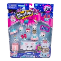 Shopkins: Theme Pack Season 7 - Wedding Party