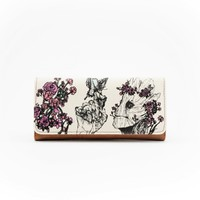 Loungefly Marvel GOTG Groot Floral Wallet image