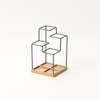 Block Design: Sketch Desk Tidy (Grey)