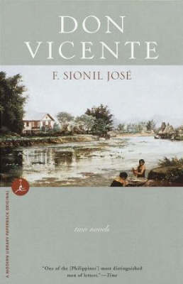 Don Vicente by F. Sionil Jose image