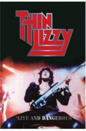 Thin Lizzy: Live And Dangerous At The Rainbow - Deluxe Edition (DVD & CD) on DVD image