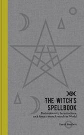 The Witch's Spellbook by Sarah Bartlett