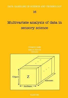 Multivariate Analysis of Data in Sensory Science: Volume 16 image