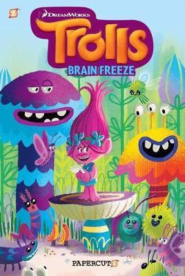 Trolls Graphic Novels #5: by Dave Scheidt