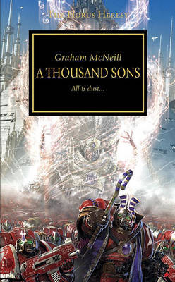 Warhammer: A Thousand Sons (Horus Heresy) by Graham McNeill image