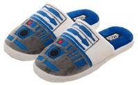 Star Wars: R2D2 - Slide Slippers (Medium)
