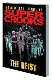 Supercrooks by Mark Millar