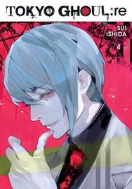 Tokyo Ghoul: re, Vol. 4 by Sui Ishida