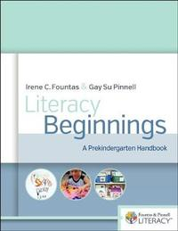 Literacy Beginnings by Gay Su Pinnell image