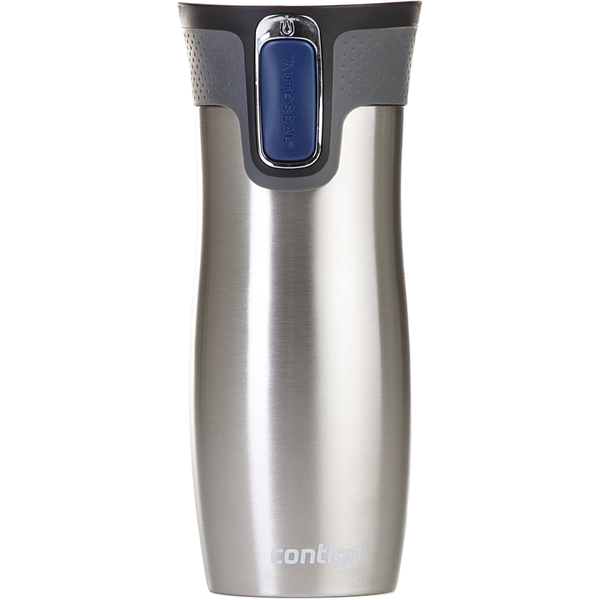 Contigo: West Loop Autoseal Travel Mug - Stainless Steel