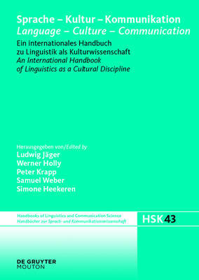 Sprache - Kultur - Kommunikation / Language - Culture - Communication