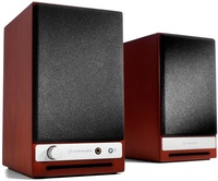 Audioengine: HD3 Powered Desktop Speakers (Pair) - Cherry