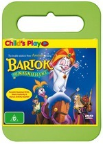 Bartok The Magnificent (Handle Case) on DVD