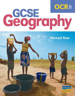 OCR (B) GCSE Geography: Textbook by Michael Raw image