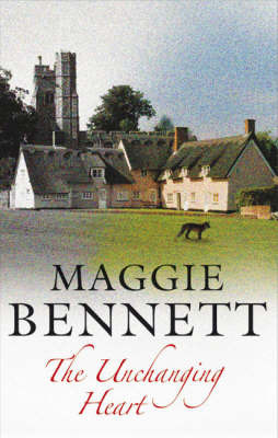 The Unchanging Heart by Maggie Bennett image