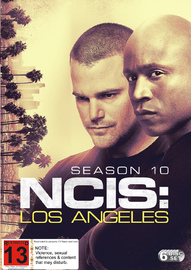 NCIS: Los Angeles: The Complete Tenth Season on DVD