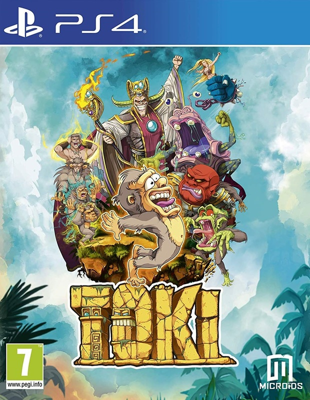 Toki for PS4