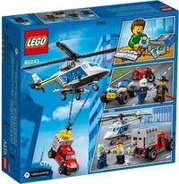 LEGO City: Police Helicopter Chase - (60243) image