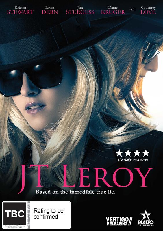 J.T. LeRoy on DVD