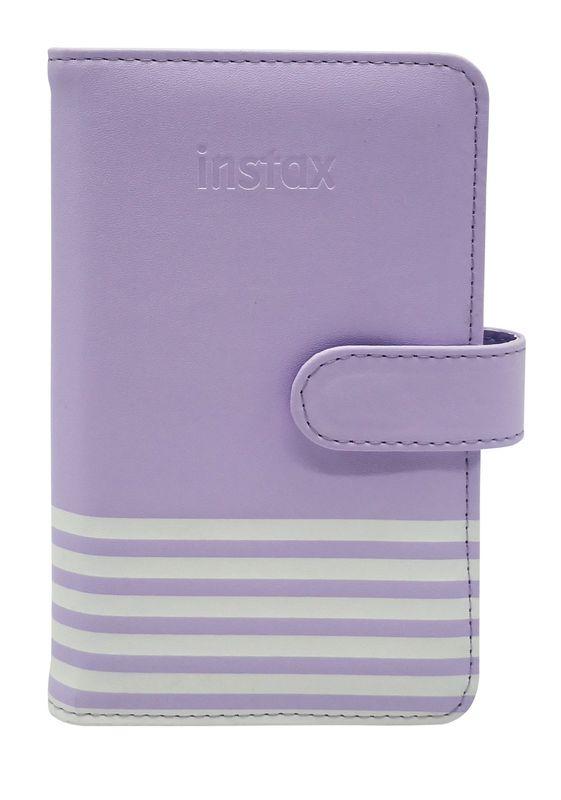 Fujifilm: Instax Mini 11 Album - Lilac Stripe
